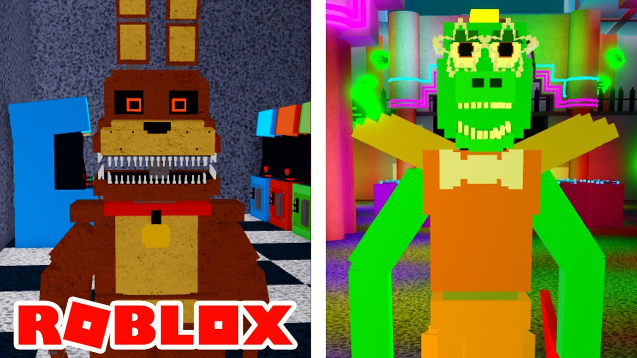 Roblox Sister Location Rp All Badges New Fetch Animatronic And Glamrock Monty In Roblox Modern Fnaf Roleplay دیدئو Dideo