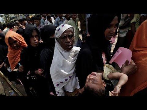 أطباء الأمم المتحدة يكشفون أدلة على عمليات اغتصاب مسلمات الروهينغا  - 15:21-2017 / 9 / 24