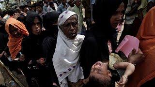 أطباء الأمم المتحدة يكشفون أدلة على عمليات اغتصاب مسلمات الروهينغا