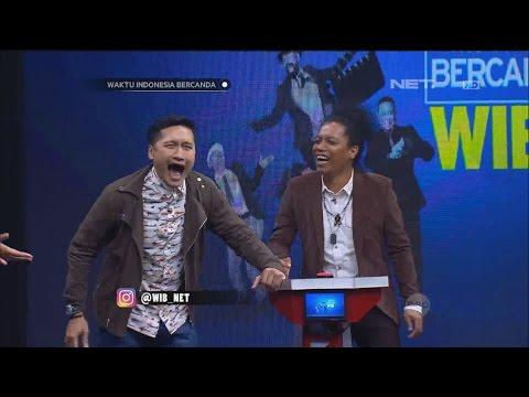 Waktu Indonesia Bercanda - Gabungan Nama Tim Arie Untung dan Arie Keriting yang Keren Banget