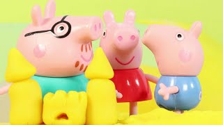 Peppa Pig's Best Barbecue | Peppa Pig Stop Motion | Peppa Pig Toy Play