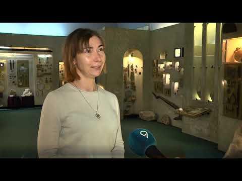 9-channel.com: Різдвяно-новорічні екскурсії готують в Національному історичному музеї імені Яворницького