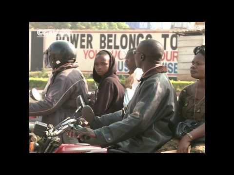 Uganda's Motorcycle menace