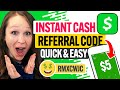 Cash App Referral Code 2021: Easy FREE MONEY In 1 Minute! (100% Works) (NO BS)