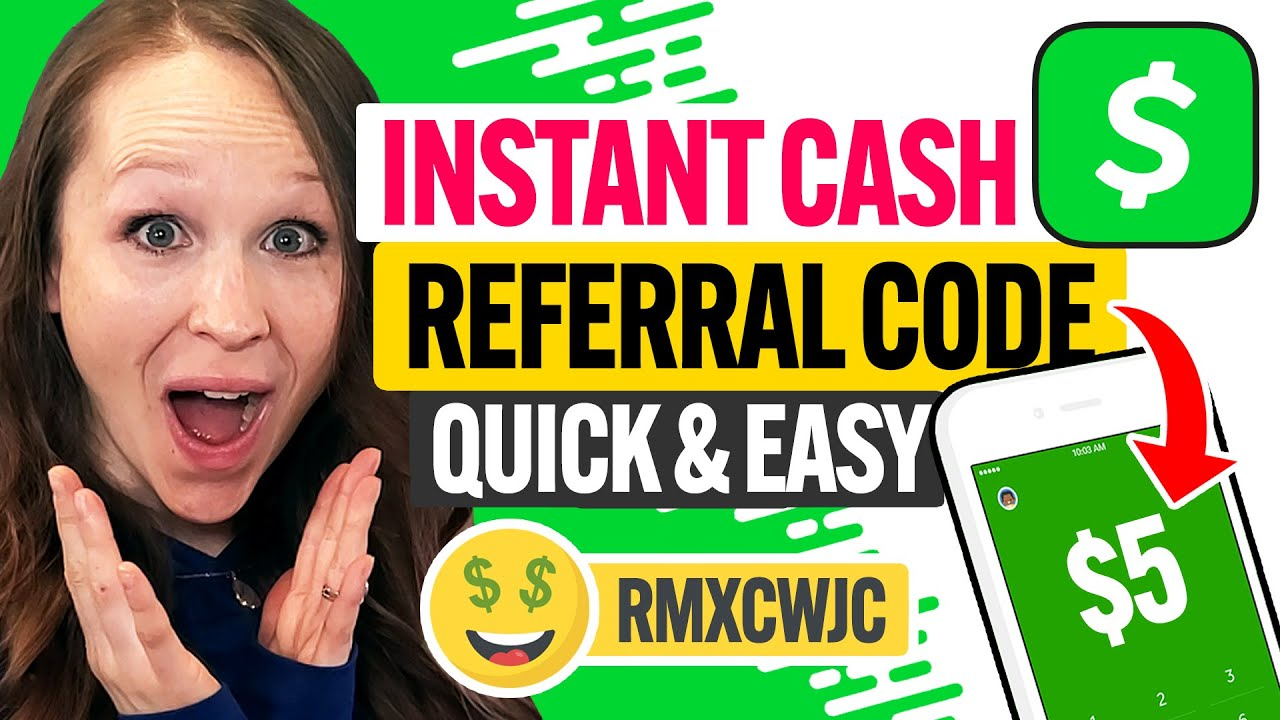 Download Cash App Referral Code 2021: Easy FREE MONEY in 1 Minute! (100% Works) (NO BS)