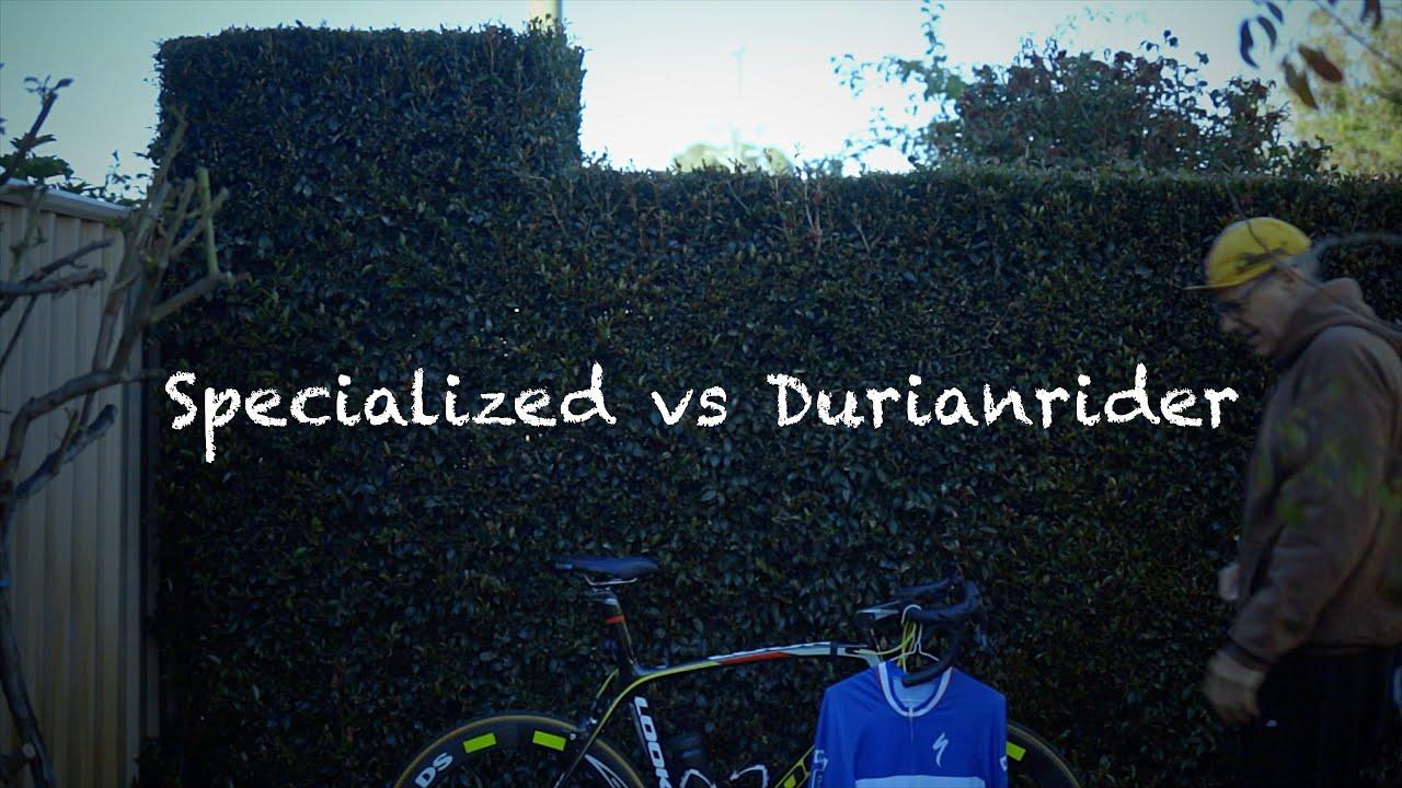 Specialized Vs Durianrider