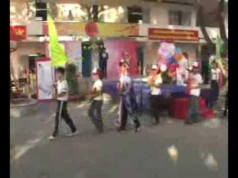Khai mac trại xuân Nguyễn Hữu Cầu 2010 - Phần 1