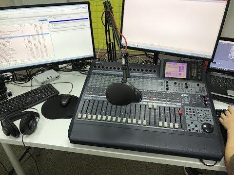 Трансляция из студии Radio Pop