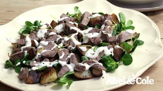 Leftover Roast Lamb Salad | Abel & Cole