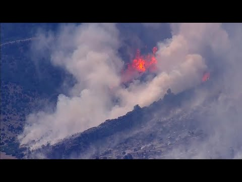 Colorado wildfire destroys more than 100 homes