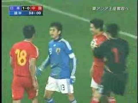 Chinese KungFu Soccer ! Long ver. Japan×china 日本×中国 後半まとめ