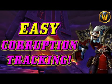 WoW Addons And WeakAuras: Corruption Tracking Made EASY! (WeakAuras + Corruption Tooltips)
