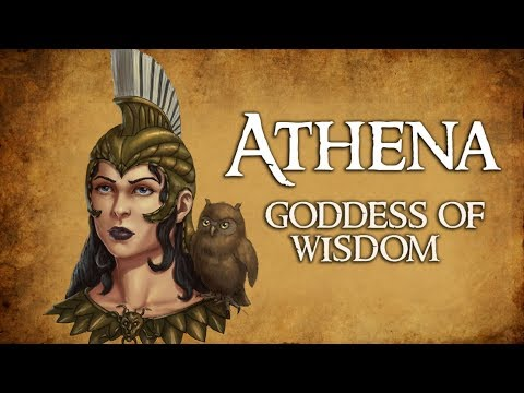 Athena: Goddess of Wisdom & Strategic Warfare (Greek Mythology Explained)