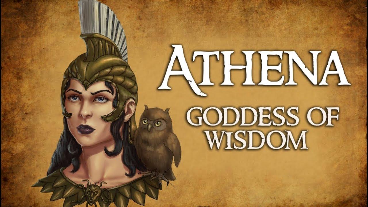 Download Athena: Goddess of Wisdom & Strategic Warfare - (Greek Mythology Explained)