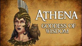 Athena: Goddess of Wisdom & Strategic Warfare - (Greek Mythology Explained) Video