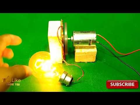 make free electricity unlimited input voltage 12 volt 2 watt output 220 volt 80 watt free energy