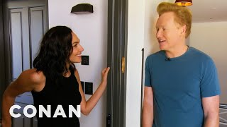 #ConanIsrael Sneak Peek: Gal Gadot - CONAN on TBS
