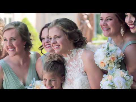 Emily + Roland // Wedding Film at The Dakota Dunes Country Club in Sioux City, Iowa