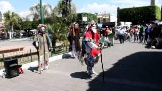 BAILE DE LOS VIEJITOS EN LAS FIESTAS DE OCOTLAN JALISCO 30 09 12