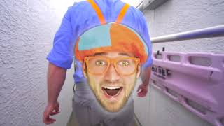 At an Aquarium with Blippi  Fish for Kids