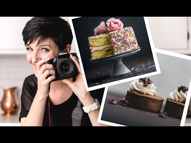 How to Photograph Food Head On