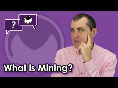 Bitcoin Q&A: What is Mining?