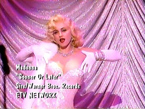 Madonna - Sooner Or Later (Live 1991 63rd Academy Awards)