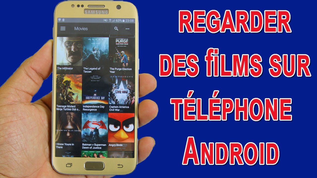 6 applications pour visionner des films en streaming