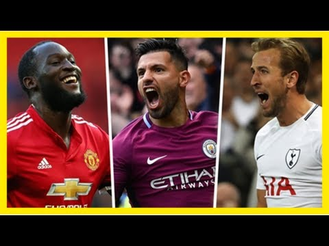 Premier league top scorers 2017-18: harry kane draws level with mohamed salah | goal.com