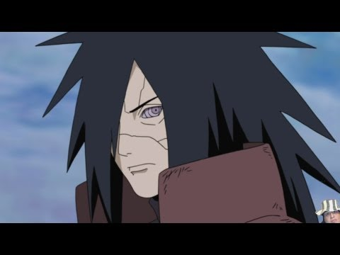 Naruto Shippuden Episode 322 Review -- Madara Uchiha The God Vs Shinobi ...