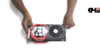 msi gtx 1060 gaming x 3gb ddr5 unboxing and review silent powerful graphic card