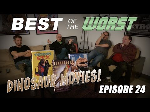 Best of the Worst: Theodore Rex, Carnosaur, Tammy and the T-Rex