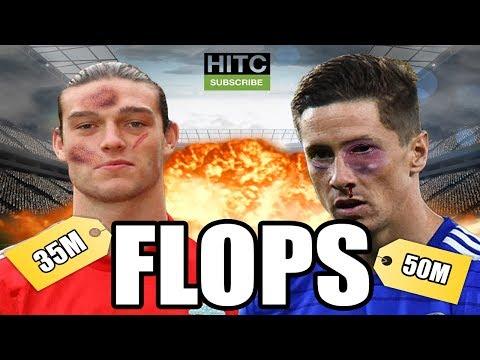 8 Big Money Premier League Flops!