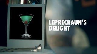 Leprechaun's Delight Drink Recipe - How To Mix