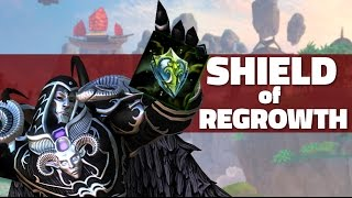 SMITE Shield of Regrowth UNDERRATED? | Who can make use of it?