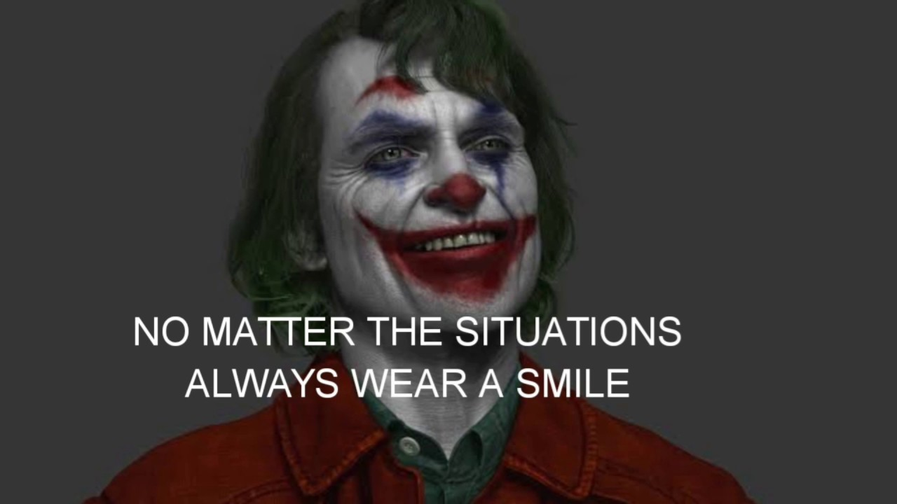 powerful life lesson quotes by joker