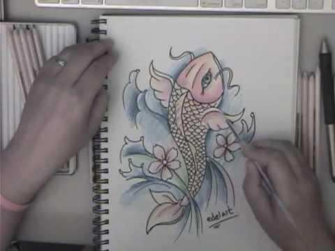 Coi Fish Color
