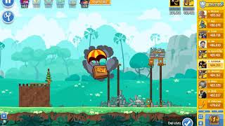 Angry Birds Friends Octournament, week 318/C, level 1