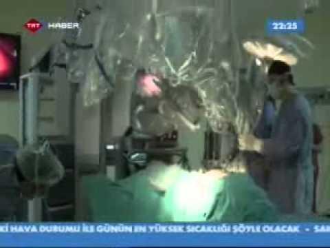 Trt Haber - Rahim Ameliyatı -01.01.2013