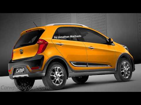 jms kia picanto cross 2017 kia youtube. Black Bedroom Furniture Sets. Home Design Ideas