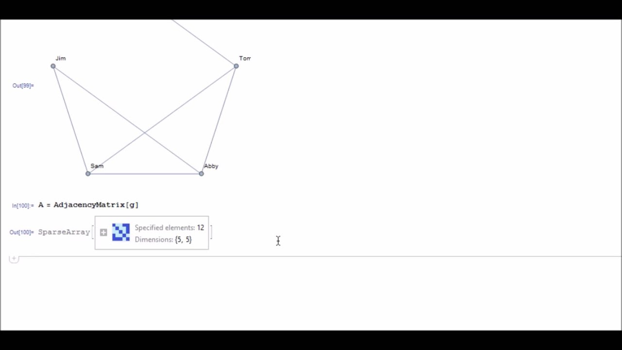 Mathematica introduction to graph theory youtube ccuart Gallery