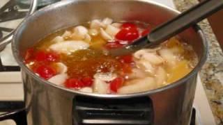 Somlor Machoo Yune (hot & Sour Soup) Tutorial