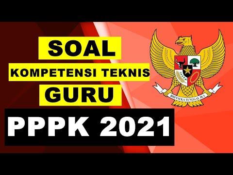 Lengkap Soal Tes P3k Guru Honorer 2021 Soal Tes Pppk 2021 Prediksi Soal P3k Guru Honorer 2021 Youtube