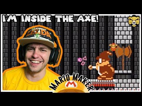 0.10% Clear Rate Speedrun Level! Mario Maker
