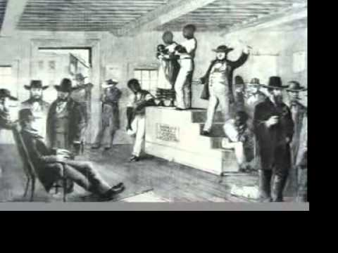 There Was a Slave Market on Wall Street (petition)