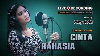 CINTA RAHASIA - Mey Aufa [COVER] Dangdut Klasik Lawas Musik Terbaru 🔴 DPSTUDIOPROD