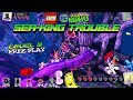 Lego DC Super-Villains: Level 9 / Sea-King Trouble FREE PLAY (All Collectibles) - HTG