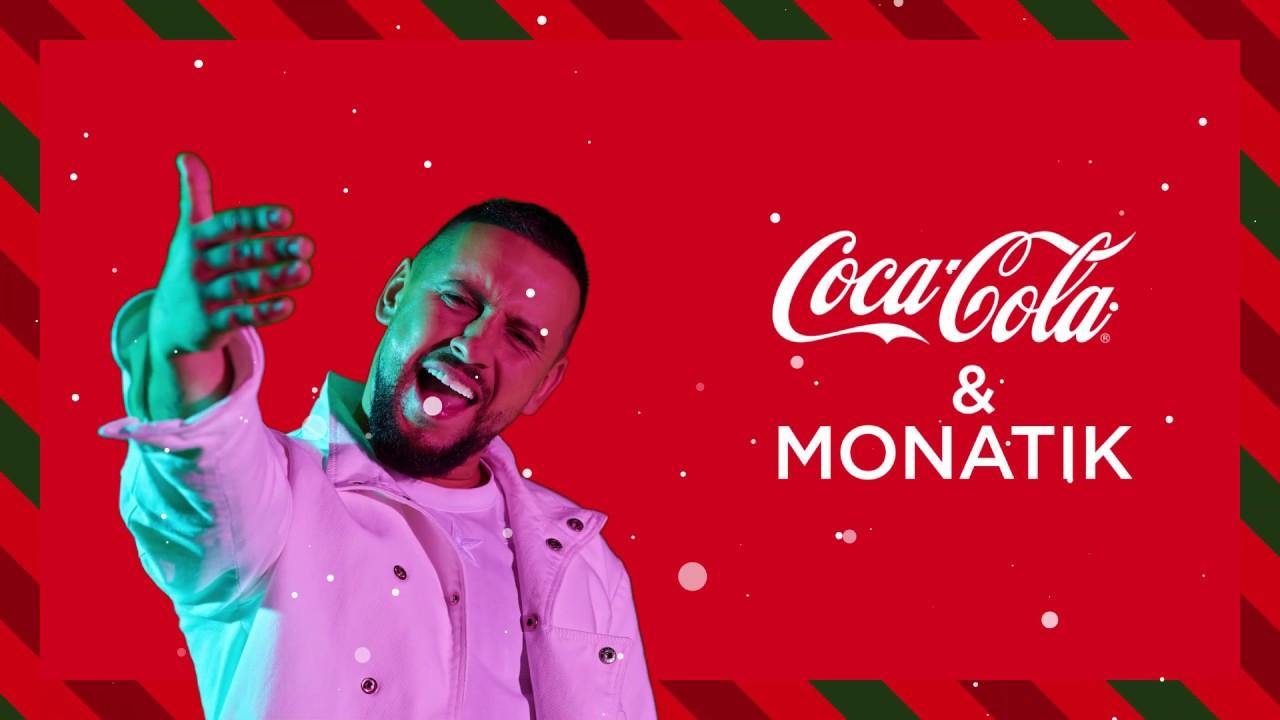 MONATIK — «Свято наближається» (new version by Coca-Cola & MONATIK)