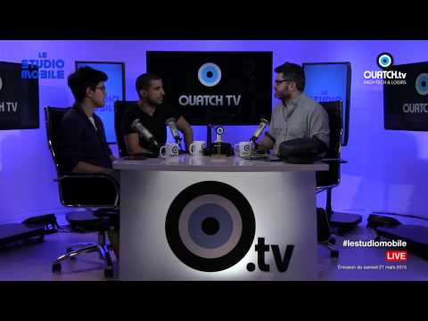 Le Studio Mobile S02E07 : Vitamin, ONOFF et HTC One M9