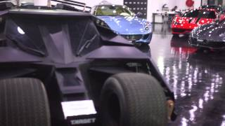 Tumbler ex-Batman for sale in Dubai, United Arab Emirates